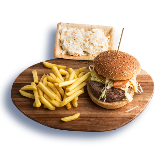 Angus Beef Classic Burger