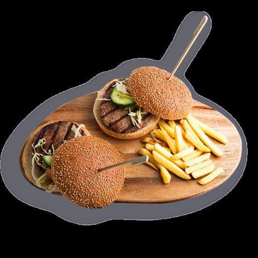 Schotel American Hamburger