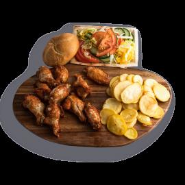 Schotel Crispy Chicken Wings (10 stuks)